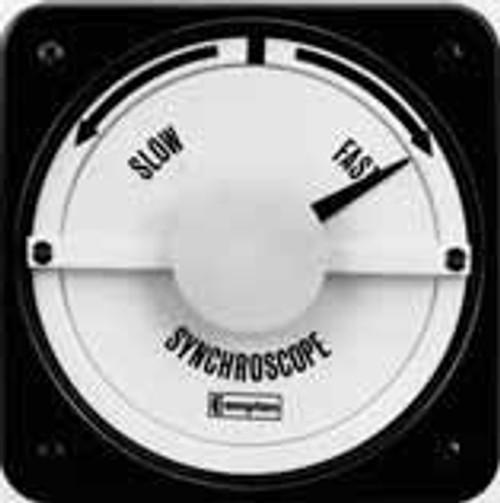 Crompton 077 14A AC Synchroscope (360 Degree LED)