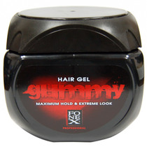 Fonex Gummy Hair Gel Maximum Hold & Extreme Look 23.5 oz