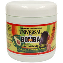 Una Bomba Ultra Conditioning Deep Treatment with Avocado Cream 16 oz