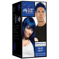 Splat Rebellious Colors Semi-Permanent Hair Dye, Blue Envy