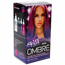 Splat Rebellious Colors Semi-Permanent Hair Dye, Rain Ombre