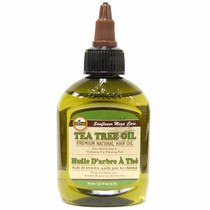 Difeel Premium Natural Hair Oil - Tea Tree Oil 2.5 oz