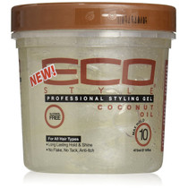 Eco Professional Coconut Oil Styling Gel 16 oz