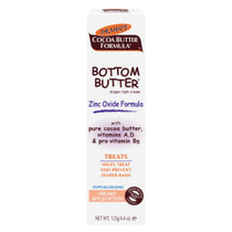 Palmer's Cocoa Butter Formula Bottom Butter Diaper Rash Cream with Zinc 4.4 oz