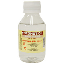 Castillo Aceite de Coco, Coconut Oil 4 oz