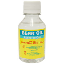 Castillo Aceite de Oso, Bear Oil 4 oz