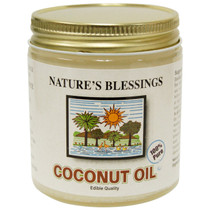 Nature's Blessings Coconut Oil 4 oz