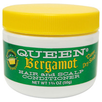 Queen Bergamot Hair and Scalp Conditioner 1.75 oz