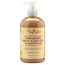 Shea Moisture Jamaican Black Castor Oil Strengthen Grow & Restore Conditioner 13 oz