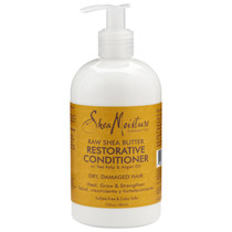 Shea Moisture Raw Shea Butter Restorative Conditioner 13 oz