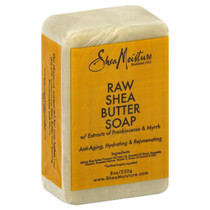 Shea Moisture Raw Butter Bar Soap 8 oz