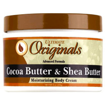 Ultimate Originals Cocoa Butter & Shea Butter 8 oz