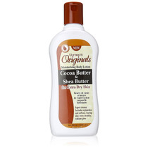 Ultimate Originals Cocoa & Shea Butter Body Lotion 12 oz