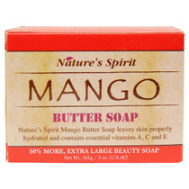 Nature's Spirit Mango Butter Soap 5 oz