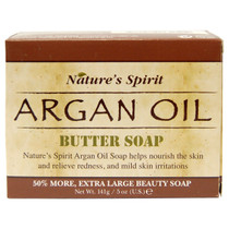 Nature's Spirit Argan Butter Soap 5 oz