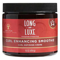 As I AM Long and Luxe Curl Enhancing Smoothie, 16 oz