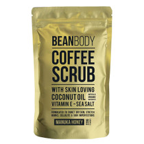 Bean Body Manuka Honey Coffee Scrub, 7.44 oz