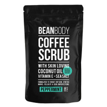 Bean Body Peppermint Coffee Scrub, 7.44 oz