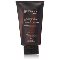 Alterna Bamboo Men Nourishing Conditioner and Shaving Cream 8.5 oz
