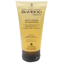 Alterna Bamboo Smooth Anti-frizz Shampoo, 1.35 oz (Travel Size)