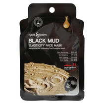 Dear Derm Black Mud Elasticity Face Mask