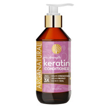 Arganatural Gold Pro Strength Keratin Conditioner 16 oz