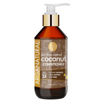 Arganatural Gold Pro Frizz Control Coconut Conditioner 16 oz