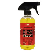Walker Tape, C22 Solvent Spray For Lace Wigs & Toupees, 12 oz