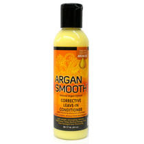 Argan Smooth Smooth Corrective Leave-in Conditioner 6 oz