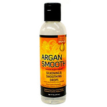 Argan Smooth Silkening & Smoothing Drops 6 oz
