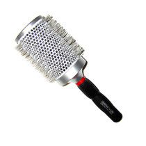 Lado White Ceramic Ionic Ivory Bristle Hot Curling Brush 3-1/2 Inch 3065