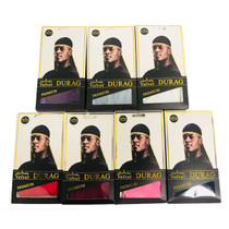 Silky Durag Velvet Various Color Set 1