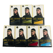 Silky Durag Velvet Various Color Set 2