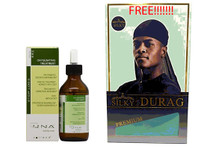 (Christmas Deal!!!!) UNA Oxygenating Treatment 90ml With Silky Durag Blue Color