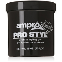 Ampro Style Protein Styling Gel 15 oz (Super)