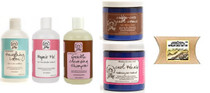 Curl Junkie Everything In One Order Combo With Free African Shea Butter