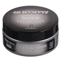 Gummy Hair Styling Wax Casual Look Cool Style, 5 Ounce
