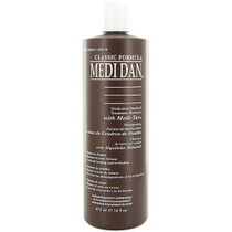 Clubman Medi Dan Classic Medicated Dandruff Treatment Shampoo, 16 Fluid Ounce