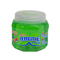 Xtreme Professional Wet Line Styling Gel Extra Hold Green. 8.8 oz
