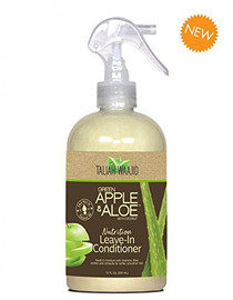 Taliah Waajid Green Apple & Aloe Nutrition Leave-In Conditioner, 12 oz