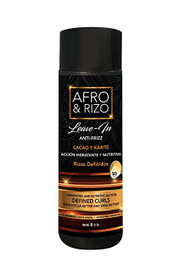 Afro & Rizo Leave-In 8oz