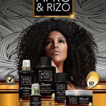 Afro-Rizo Defined Curls Combo In One Order (5 Items)