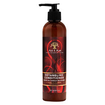 As I Am Detangling Conditioner Leave-in Tangle Releaser 8 oz