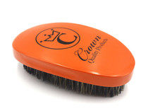 """LIMITED EDITION"" Crown 360 Gold Caesar Brush, Oriole Orange - Medium Bristle"