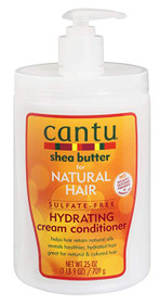 Cantu Shea Butter for Natural Hair Sulfate-Free Hydrating Cream Conditioner 25oz