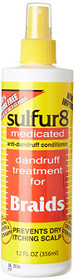 Sulfur 8 Dandruff Treatment For Braids 12 oz