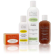 ETAE Hair Product With Conditioner,Treatment,HairGloss,Kid's Bar Shampoo Combo Set