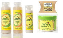 BABA DE CARACOL HAIR CARE (SHAMPOO&CONDITIONER&HAIRMASK&LEAVEIN&SHEA-BUTTER)