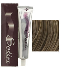 Satin Hair Color - ultra vivid fashion colors - 6A