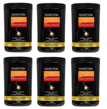 (Pack of 6) KANECHOM Ultimate Karite Butter-Shea Butter (Brazilian Treatment)
